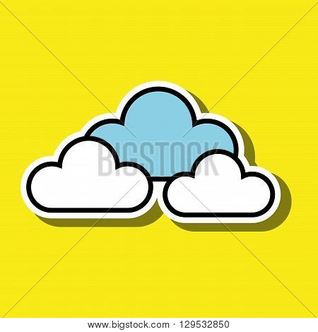 weather forecast design, vector illustration eps10 graphic