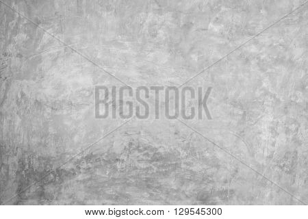 Abstract Surface Of Grey Cement Wall Texture And Background