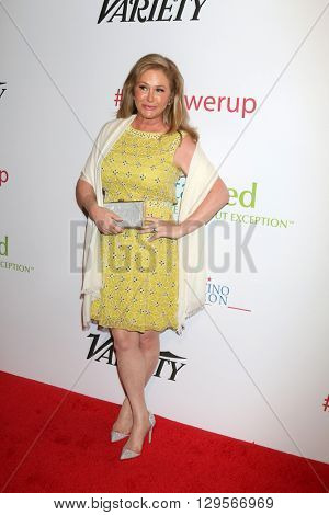 LOS ANGELES - MAY 12:  Kathy Hilton at the Power Up Gala at the Beverly Wilshire Hotel on May 12, 2016 in Beverly Hills, CA