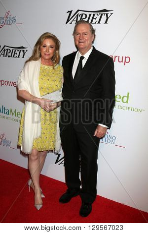 LOS ANGELES - MAY 12:  Kathy Hilton, Rick Hilton at the Power Up Gala at the Beverly Wilshire Hotel on May 12, 2016 in Beverly Hills, CA