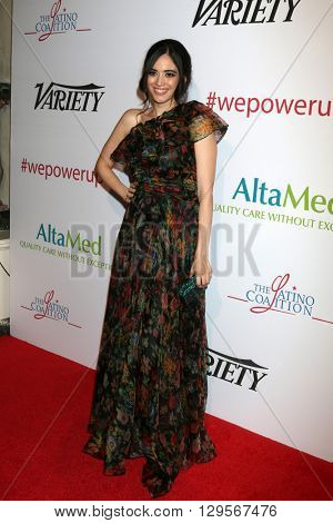 LOS ANGELES - MAY 12:  Edy Ganem at the Power Up Gala at the Beverly Wilshire Hotel on May 12, 2016 in Beverly Hills, CA