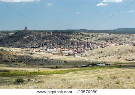 Molina de aragon in Guadalajara in Spain
