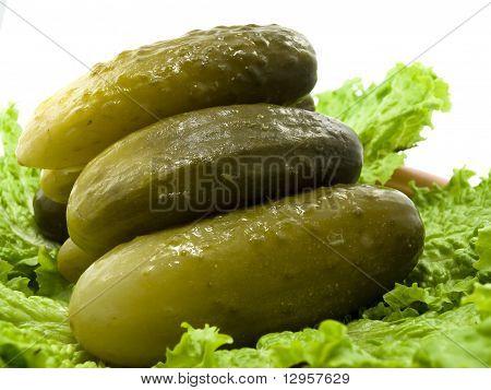 Cucumbers Salty