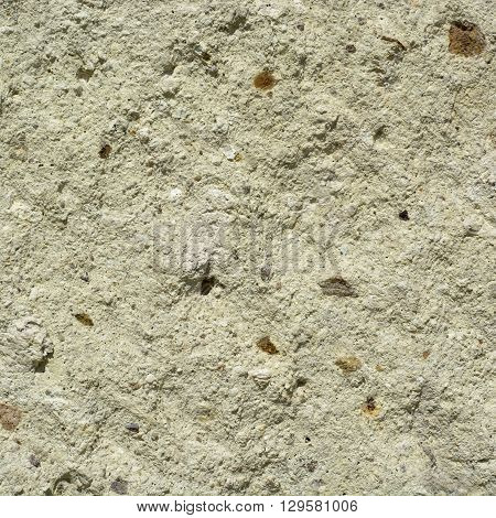 Light volcanic tuff rock texture for background