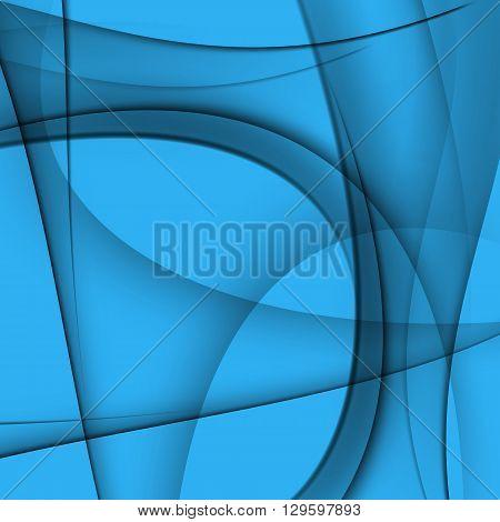 Abstract blue background easy all editable easy editable