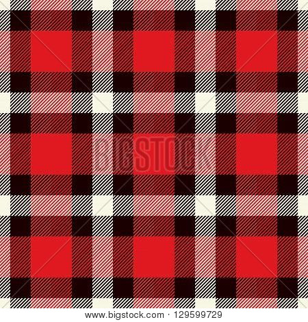 Seamless tartan pattern. Geometrical vector pattern. Suitable for decorative paper fashion design home and handmade crafts.