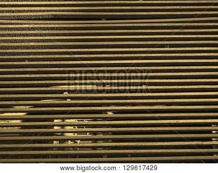 Manhole Detail Sepia