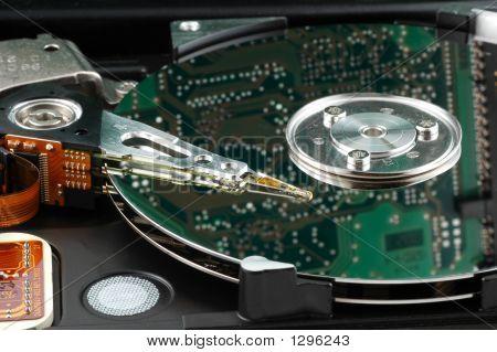 Circuit Hard Disk