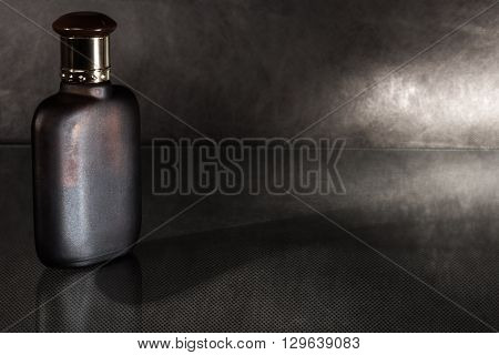 Bottle Of A Male Perfume