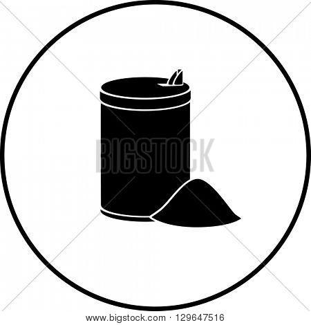 salt bottle symbol