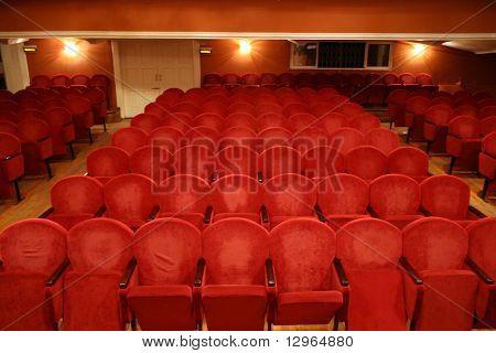 silla del teatro