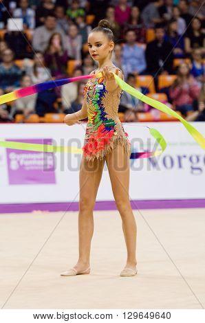 A. Averina, Russia. Clubs