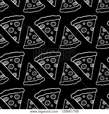Fast food pattern. Pizza fast food pattern. Fabric fast food pattern. Textile fast food pattern. Trendy fast food pattern. Cute fast food pattern. Seamless fast food pattern. Vector fast food pattern.
