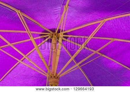 This a photo of Umbrella traditional vintage style under view