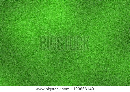 bright green abstract background with spots and brushstrokes