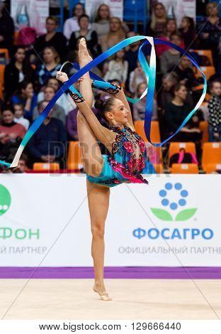 Anastasiya Serdyukova, Uzbekistan