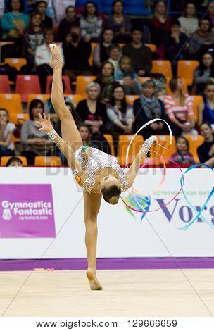 Irina Annenkova, Russia