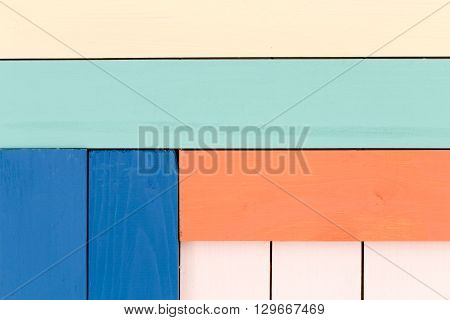 Colorful Wooden Background Pattern And Texture