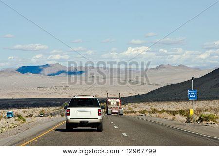 Mojave Desert Drive