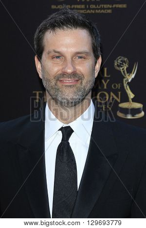 LOS ANGELES - APR 29: Chad Weatherford at The 43rd Daytime Creative Arts Emmy Awards at the Westin Bonaventure Hotel on April 29, 2016 in Los Angeles, CA