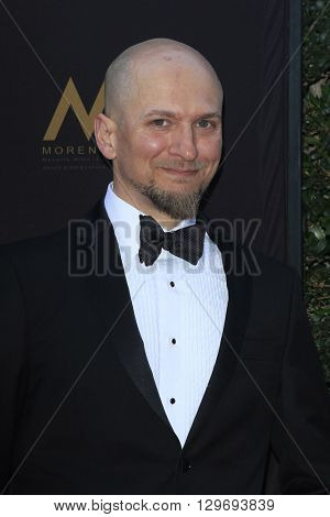 LOS ANGELES - APR 29: James Wootton at The 43rd Daytime Creative Arts Emmy Awards at the Westin Bonaventure Hotel on April 29, 2016 in Los Angeles, CA