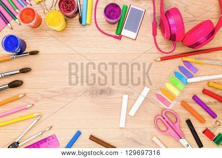 Creative Girly Desktop
