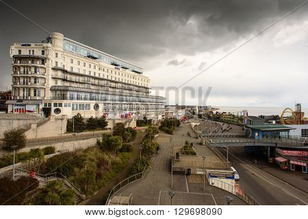 Park Inn Palace In Southend
