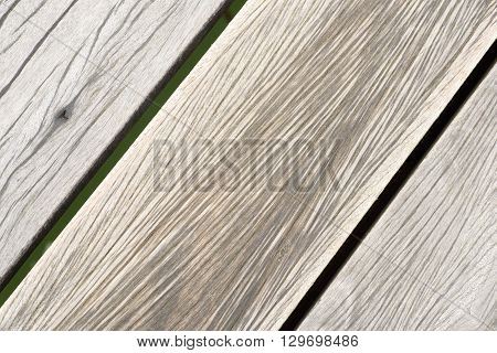 Southend-on-sea Pier Wood Texture