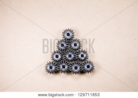 Gears, Mechanical Components Background