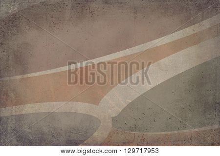 Ovals Pattern Texture Background