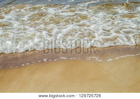 The Waves Washed Ashore