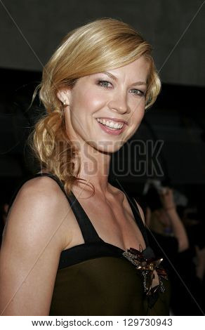 Jenna Elfman at the Los Angeles Fan Screening of