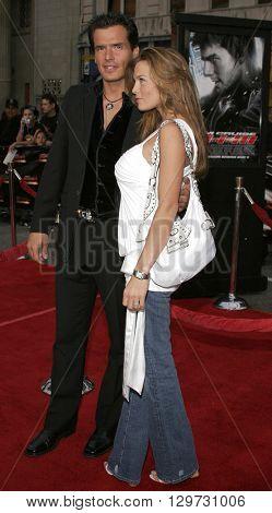 Antonio Sabato Jr. at the Los Angeles Fan Screening of