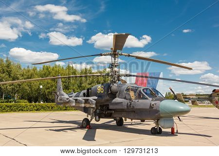 Ka-52 Russian Military Helicopters
