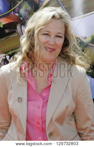 Catherine O'Hara at the Los Angeles premiere of 'Over The Hedge' held at the Mann Village Theatre in Westwood, USA on April 30, 2006.