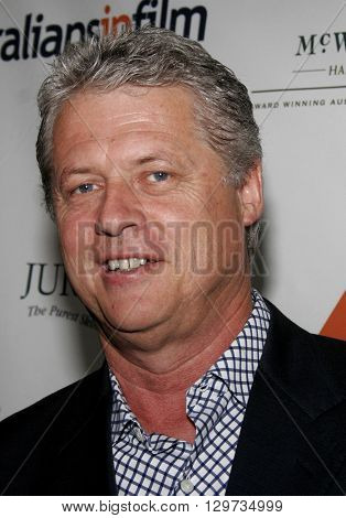 Roger Donaldson at the Australians In Film 2006 Breakthrough Awards held at the Avalon Hotel in Beverly Hills, USA on May 11, 2006.