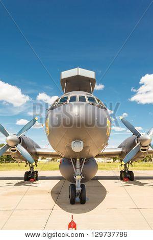 Naval Ilyushin Il-38N