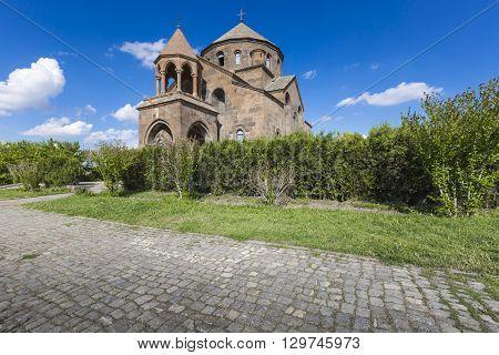 The Snt. Hripsime Ancient Church, Echmiadzin, Armenia