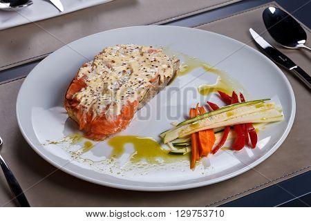 Gourmet Meal