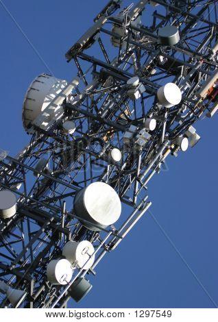 Communications Mast