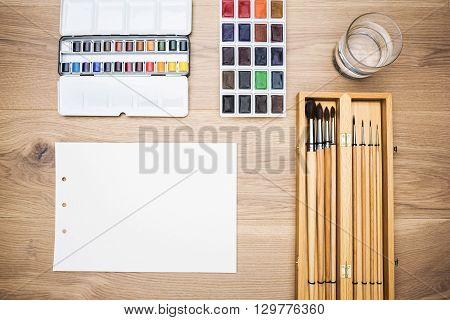 Artists' Tools