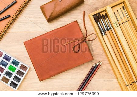Notepad And Other Items