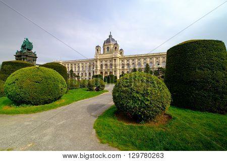 Natural History Museum, Vienna, Austria