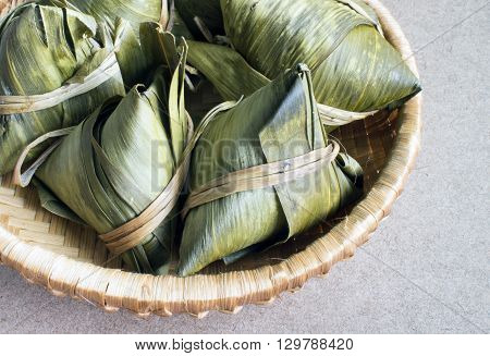Banh gio, banh tro - Vietnam food