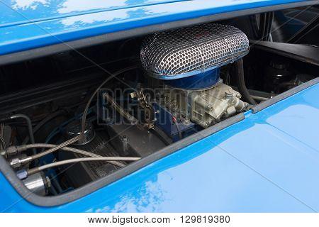 De Tomaso Pantera Engine