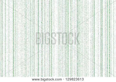 light green digital codes background in matrix style on white background