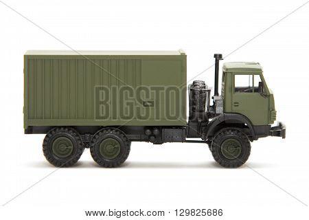 Toy War Truck