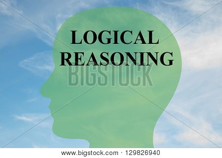 Logical Reasoning Brain Concept