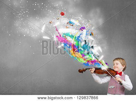 Future genius musician