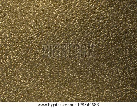 Blue Leatherette Background Sepia
